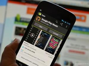 """Google bạo chi 1 tỷ USD để """"nâng"""" Google Play Music"""