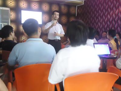 Ông Nguyễn Trọng Thơ, CEO iNet Corp
