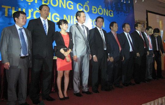 Lý lịch các thành viên HĐQT mới của Sacombank (1)