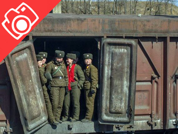 Những tấm hình về cuộc sống tại Triều Tiên