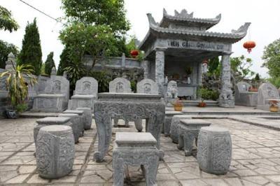 Chiêm ngưỡng lăng mộ bạc tỷ của đại gia Việt