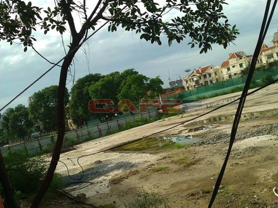 Chùm ảnh tiến độ dự án dọc trục Láng Hạ - Lê Văn Lương (7)