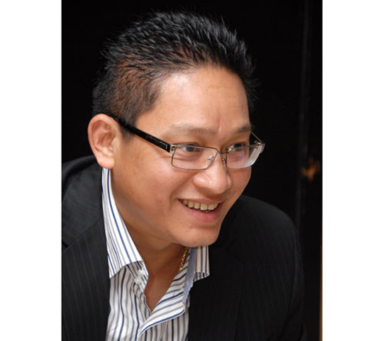CEO Vũ Minh Trí. Ảnh: Trần Minh Chuyên