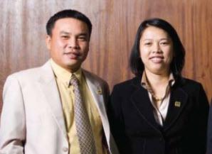 Bà Nguyễn Thị Xuân Loan thay ông Nguyễn Quốc Mỹ giữ chức chủ tịch Nam Á kể từ tháng 3/2011. Ông Mỹ vẫn giữ chức vụ thành viên HĐQT