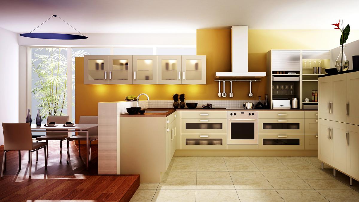 Thiết kế không gian cho nhà bếp của bạn (18)