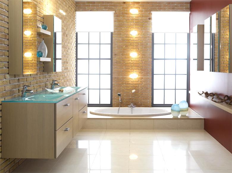 Mẫu phòng tắm 6m2 tuyệt đẹp