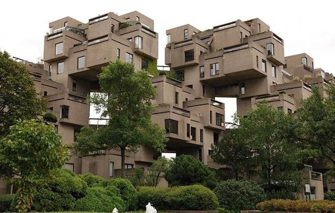 6 tòa nhà thô mộc tạo cảm giác khó giải thích khi ngắm nhìn (1)