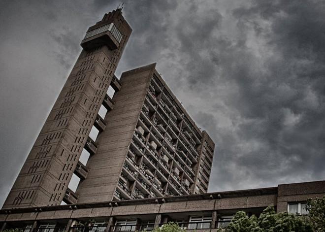 6 tòa nhà thô mộc tạo cảm giác khó giải thích khi ngắm nhìn (2)