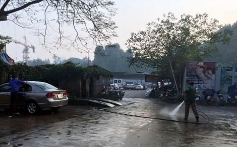 Vụ lấy đất công viên làm bãi đỗ xe: Chủ tịch Hà Nội phản biện lại ý kiến chuyên gia (1)