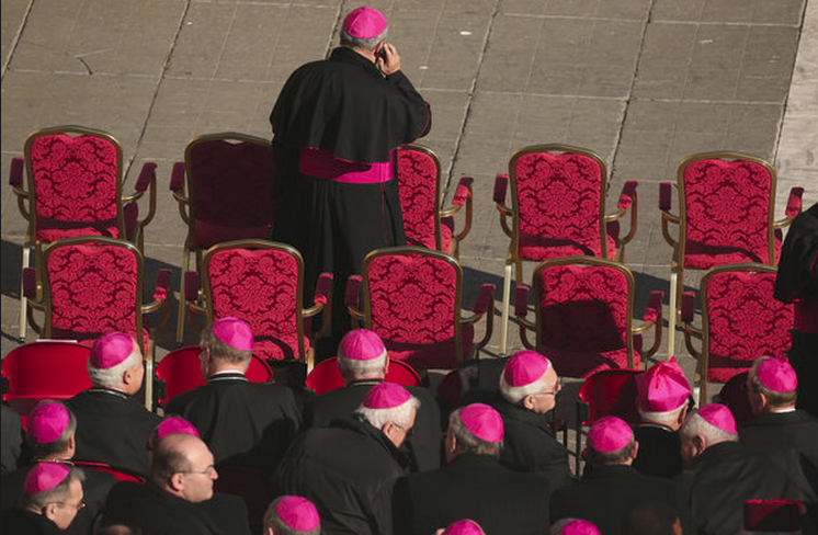 Hình ảnh buổi thuyết giảng cuối cùng của Giáo hoàng Benedict XVI (4)