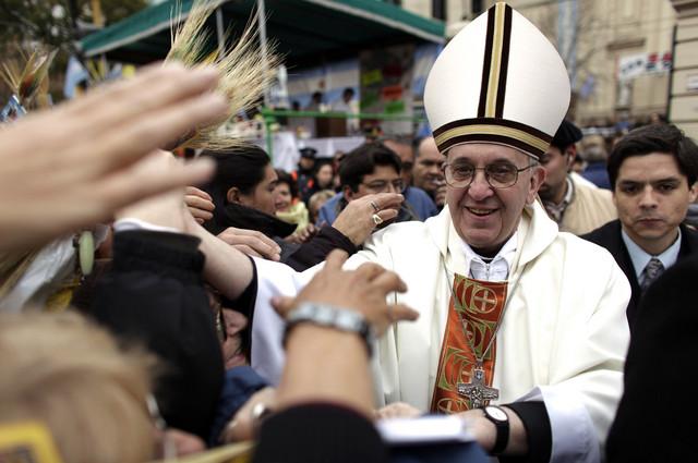 Chân dung Giáo hoàng thứ 266 của Vatican (1)