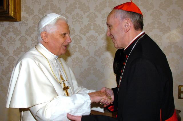 Chân dung Giáo hoàng thứ 266 của Vatican (3)