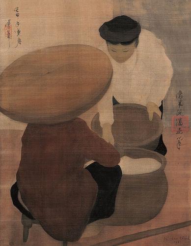 Tranh Nguyễn Phan Chánh được bán với giá kỷ lục tại Hong Kong (1)