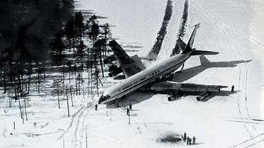 Đã có 9 máy bay thương mại bị bắn ở gần Nga trong 74 năm qua (3)