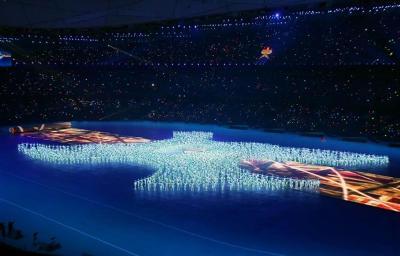 """[Video] Xem lại lễ khai mạc """"khủng"""" của Olympic Bắc Kinh 2008"""