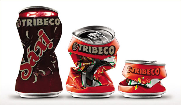 """Tribeco: """"Buôn"""" nước ngọt, mất thương hiệu"""