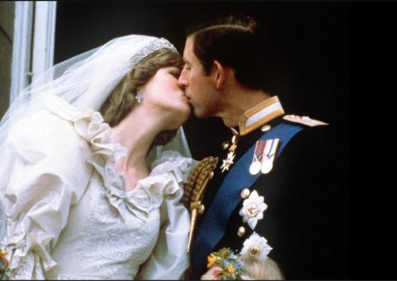Lễ cưới của công nương Diana với Thái tử Charles