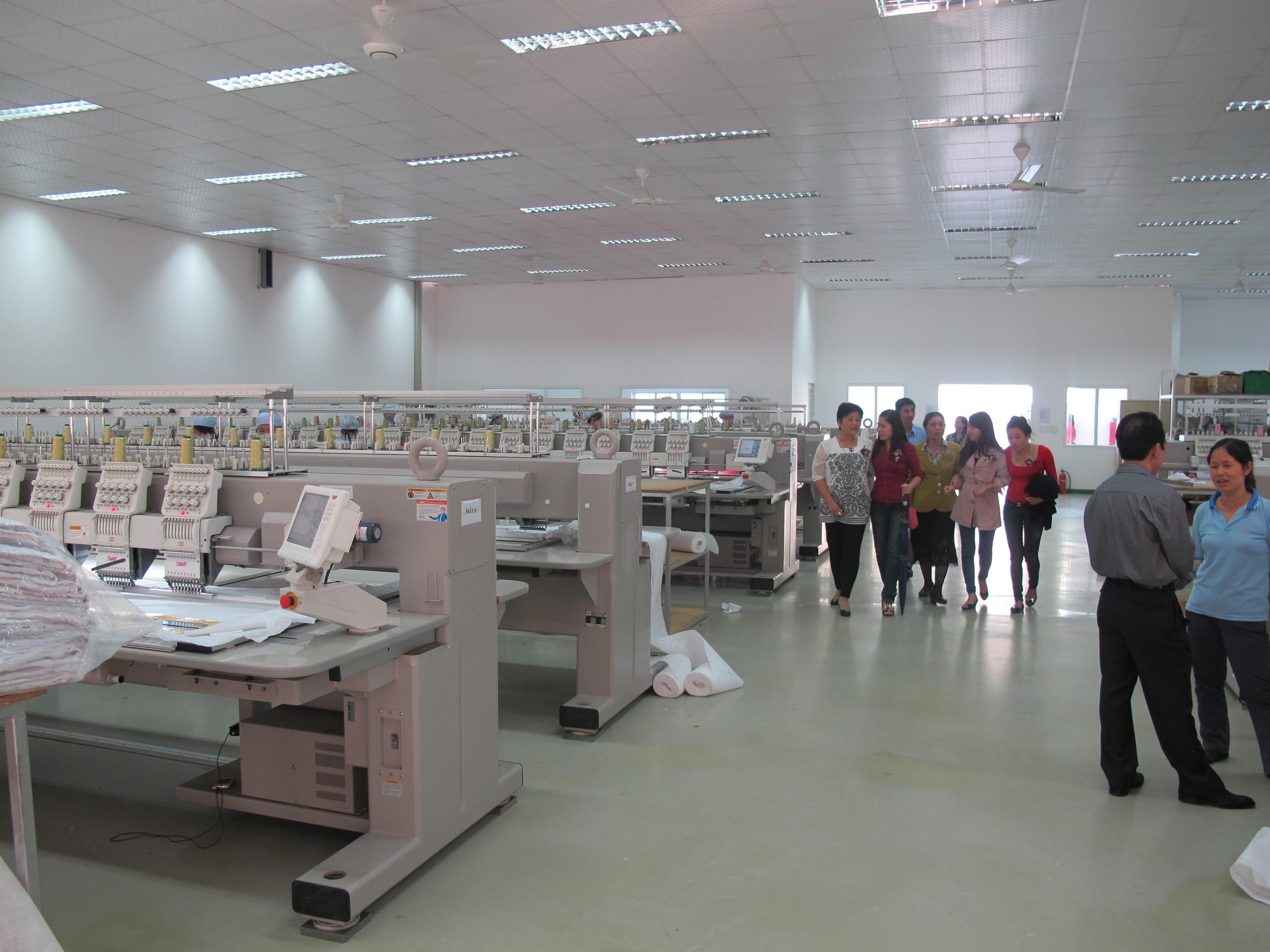 Everpia Việt Nam khánh thành Nhà máy chăn ga gối đệm lớn nhất Việt Nam (3)