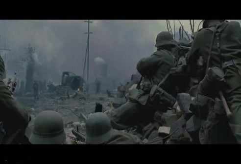 [Phim hay] Kẻ thù trước cổng - Bộ phim về Thế chiến II gây xôn xao nước Nga (5)