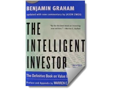 """Cuốn sách """"Nhà đầu tư thông minh""""."""