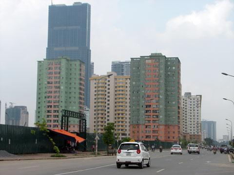 680 doanh nghiệp bất động sản giải thể năm 2012