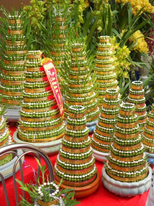 Đặc sản Tết về đến Hà Nội: Giá