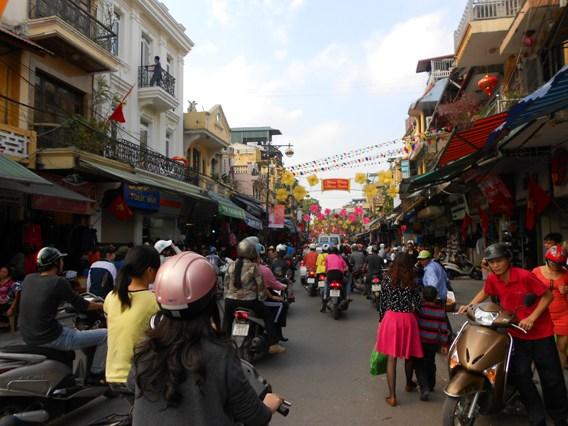 Dẫu ngàn năm vẫn là phường Kẻ Chợ (2)