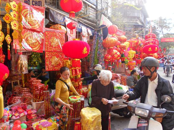 Dẫu ngàn năm vẫn là phường Kẻ Chợ (9)