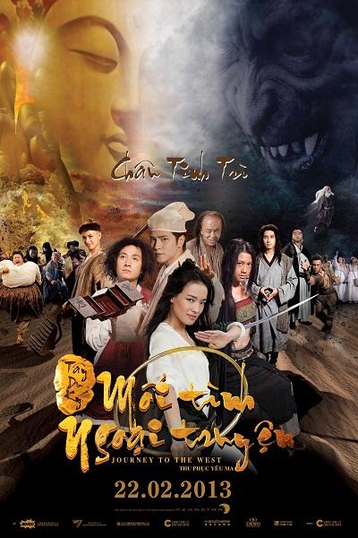 [Phim hay] Châu Tinh Trì và Tây du Giáng ma thiên (2)