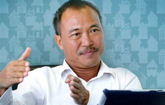 Ông Nguyễn Xuân Quang, Chủ tịch Tập đoàn Nam Long.