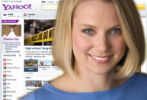 Yahoo! mua ứng dụng của cậu bé 17 tuổi