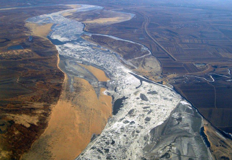 Hình ảnh đáng sợ về những nguồn nước 'chết' ở Trung Quốc (19)