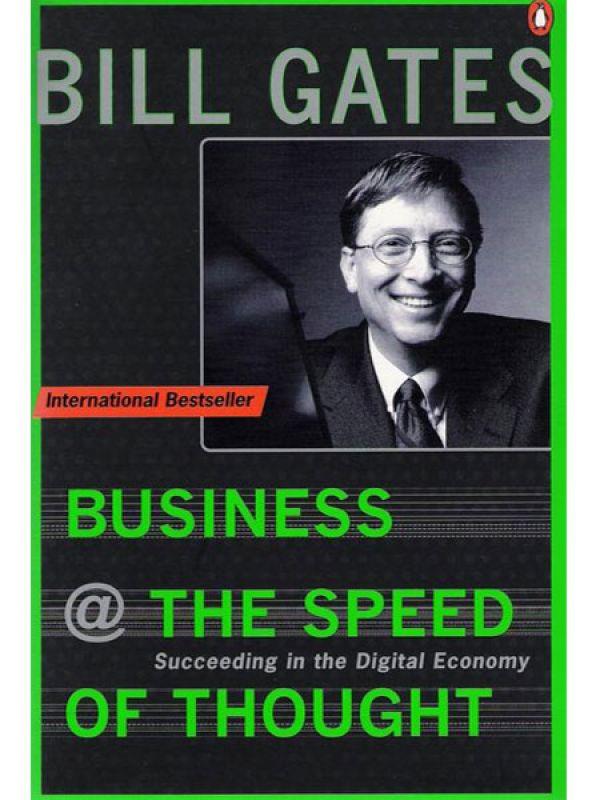 Tỷ phú và những cuốn sách để đời cho doanh nhân (1)