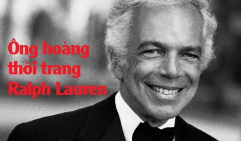 Ông hoàng thời trang Ralph Lauren