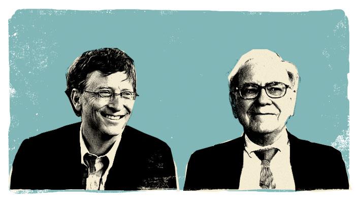 Warren Buffett, Bill Gates vừa đọc sách gì?