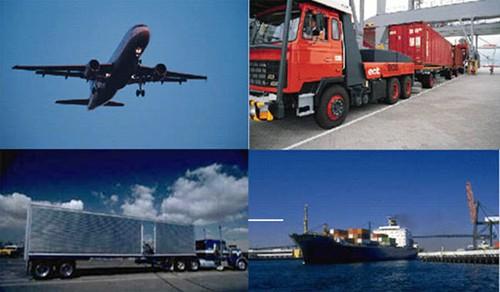 Chi phí logistics tại Việt Nam chiếm 25% GDP. Ảnh: imdadlogistics.com