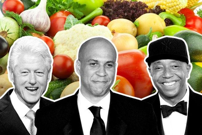 Chuyện ăn chay ở những người quyền lực (1)