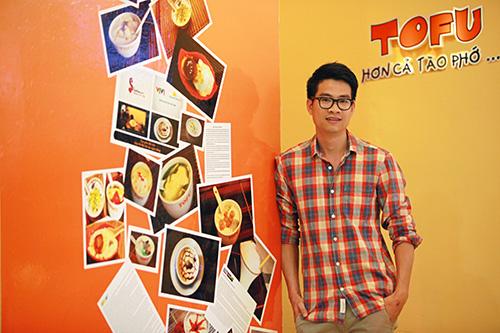 Tô Phước Thịnh, chàng trai 8X thành công nhờ kinh doanh tào phớ.