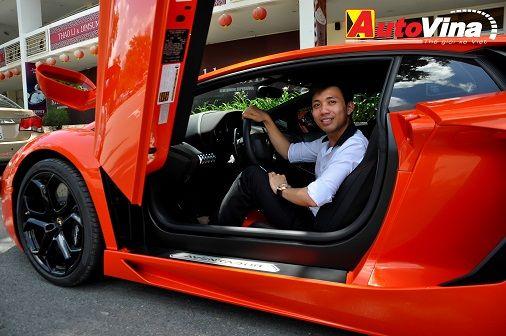 Doanh nhân - Thiếu gia Minh Nhựa và những siêu xe khủng nhất thế giới