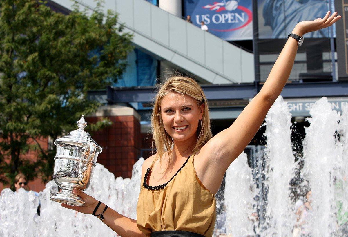 Maria Sharapova: Xinh đẹp và giàu có nhất làng thể thao thế giới (1)