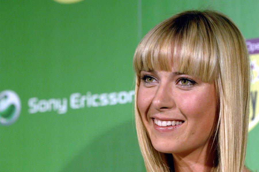Maria Sharapova: Xinh đẹp và giàu có nhất làng thể thao thế giới (12)