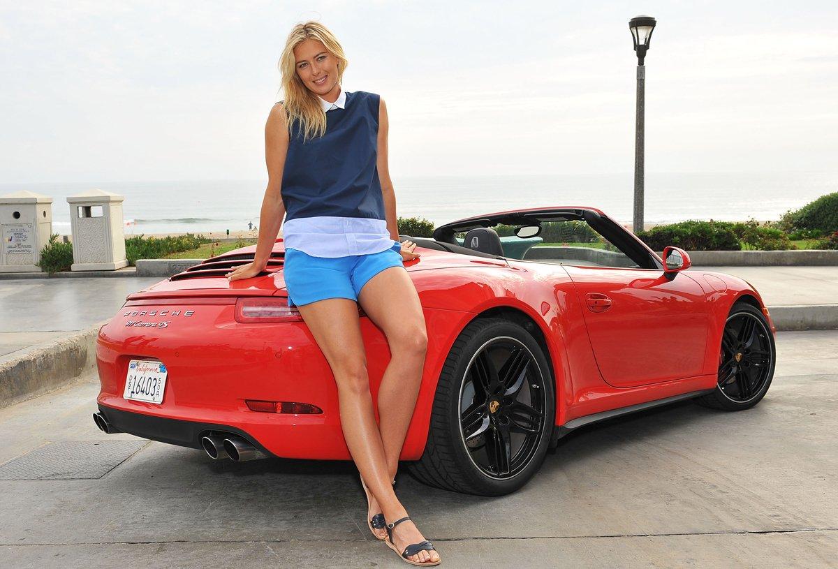 Maria Sharapova: Xinh đẹp và giàu có nhất làng thể thao thế giới (13)