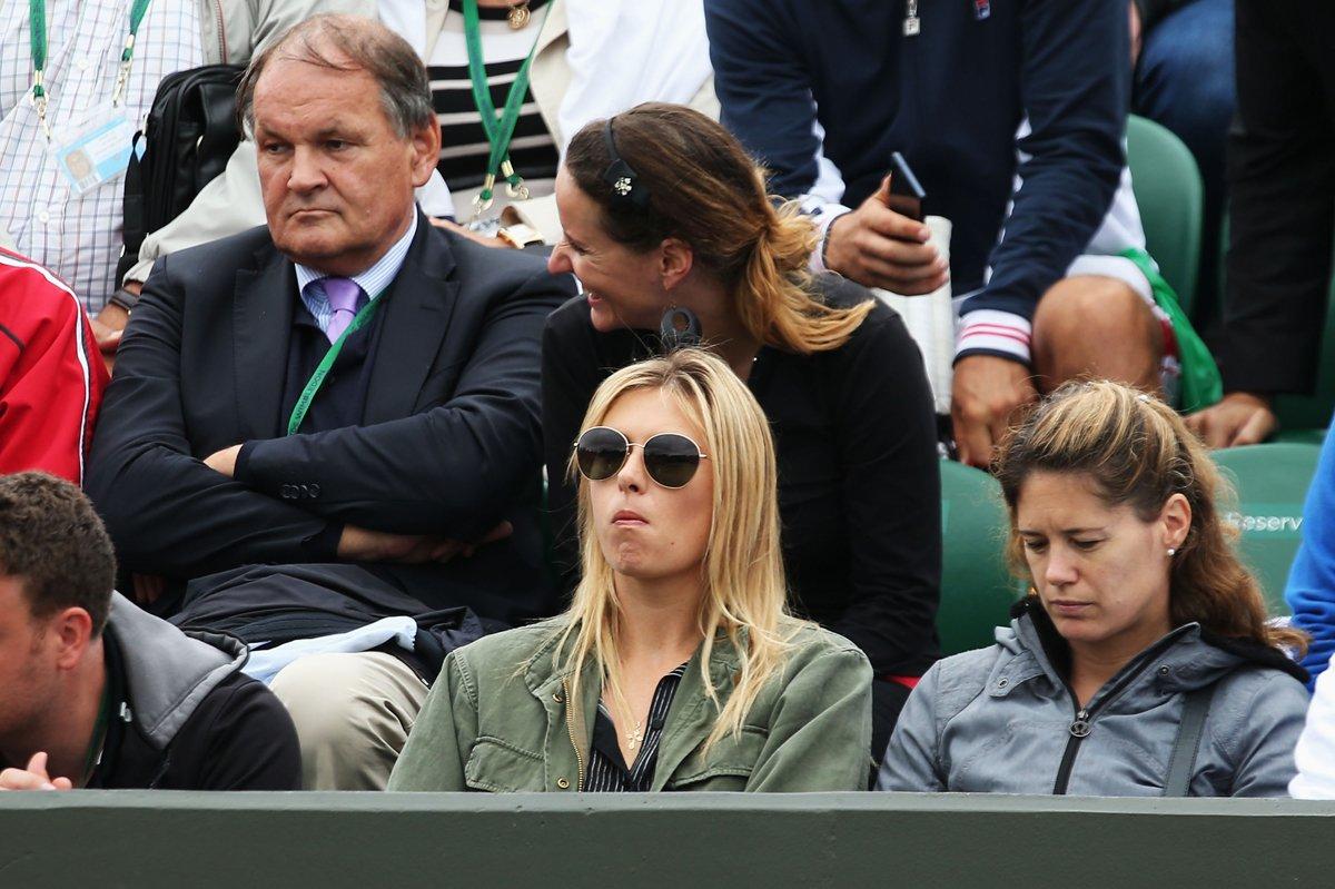 Maria Sharapova: Xinh đẹp và giàu có nhất làng thể thao thế giới (18)
