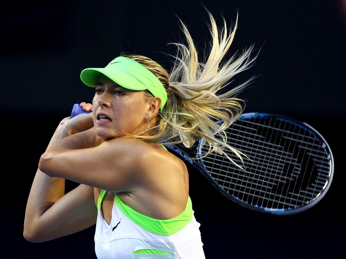 Maria Sharapova: Xinh đẹp và giàu có nhất làng thể thao thế giới (2)