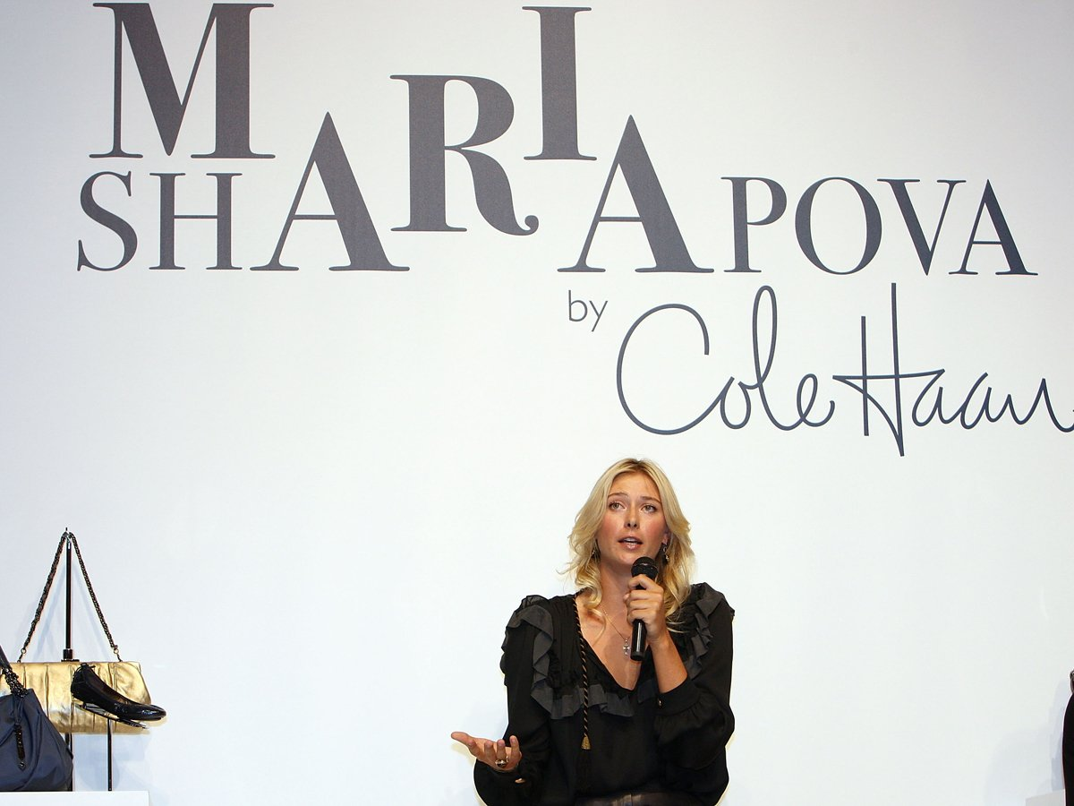 Maria Sharapova: Xinh đẹp và giàu có nhất làng thể thao thế giới (3)