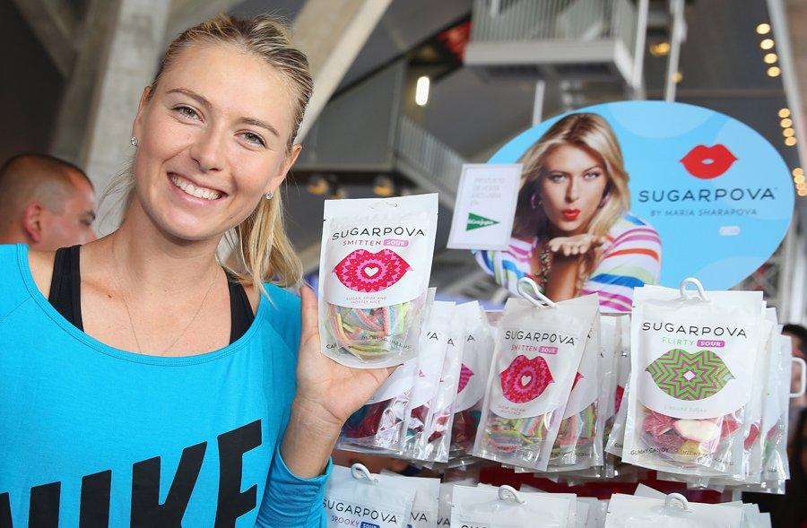 Maria Sharapova: Xinh đẹp và giàu có nhất làng thể thao thế giới (6)