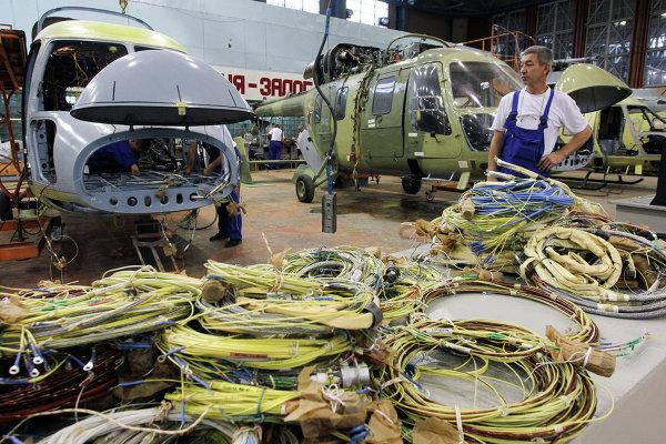 Thăm nhà máy chế tạo chiếc trực thăng bán chạy nhất thế giới