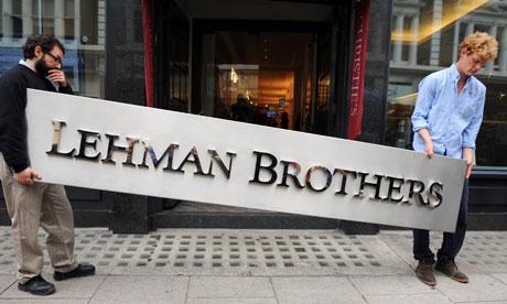 Liệu Lehman Brothers có thể đã có một cái kết khác?