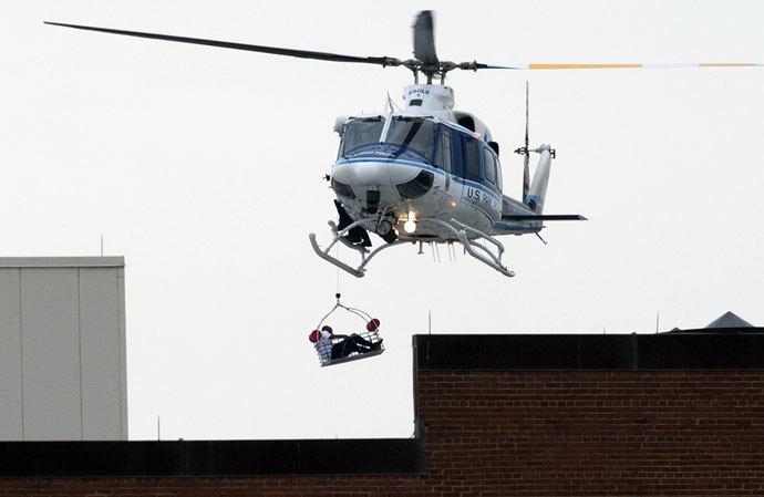4 người chết, 8 bị thương trong vụ xả súng tại căn cứ hải quân giữa Thủ đô Hoa Kỳ (1)