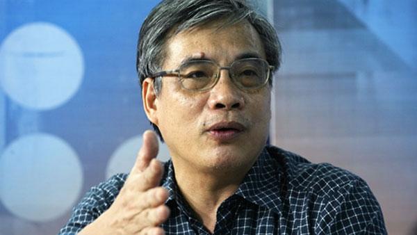 PGS-TS Trần Đình Thiên. Ảnh: Lê Anh Dũng